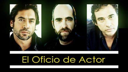 Oficio de actor