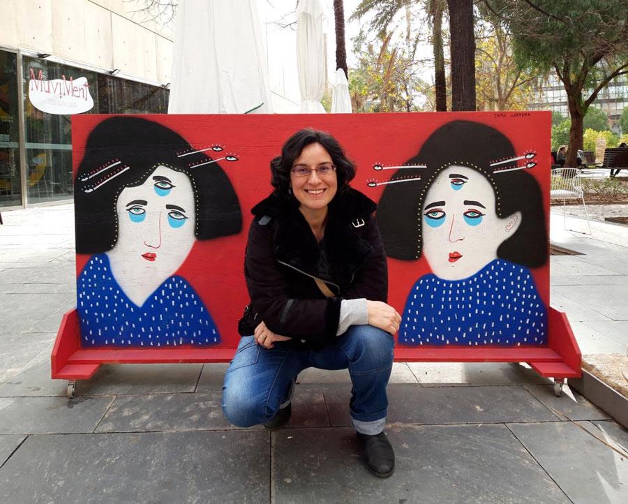 María Lorenzo, directora de CAA