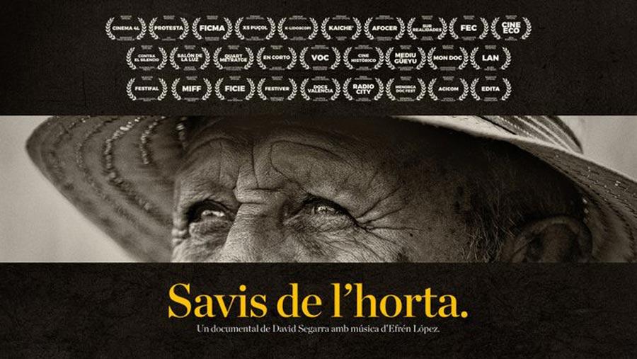 Cartel de Savis de l'Horta