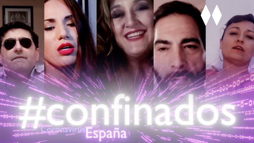 #confinados