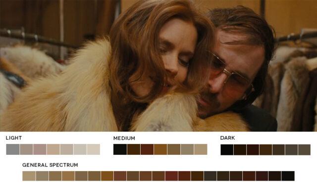 American Hustle (2013). Cinematógrafo: Linus Sandgren