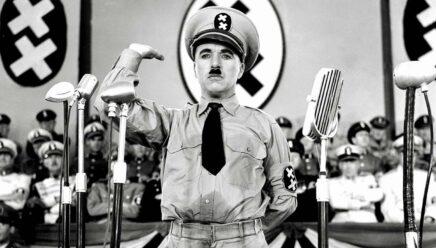 Charles Chaplin, The great dictator