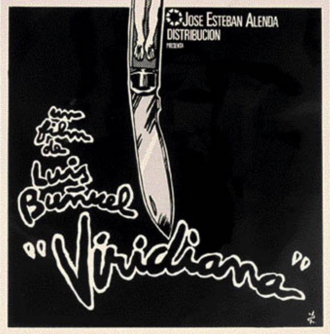 Viridiana, Luis Buñuel (1961)