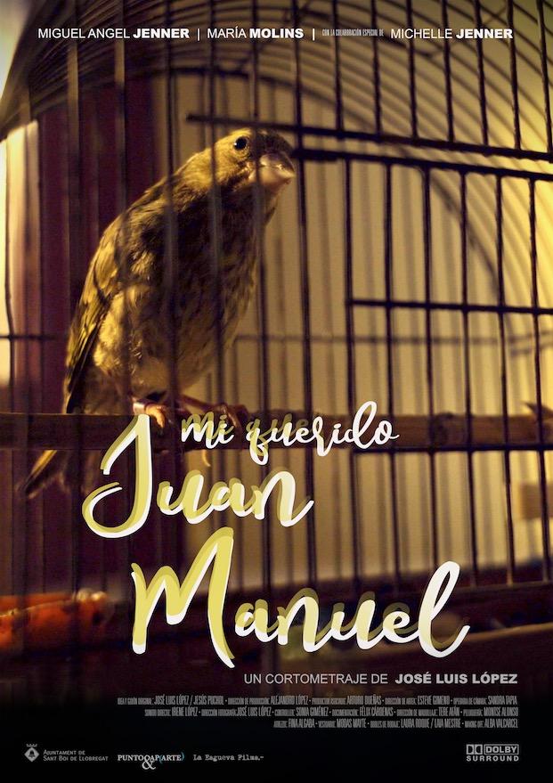 Cartel de Mi querido Juan Manuel